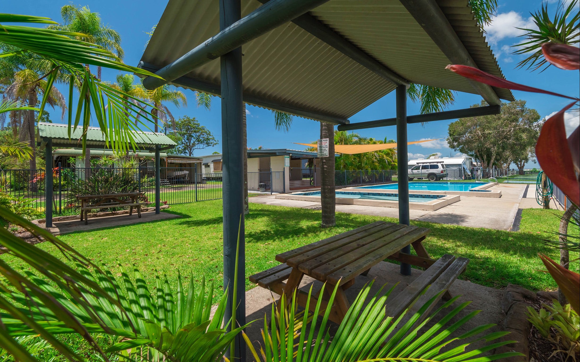 Bimbimbi Riverside Caravan Park - Accommodation Whitsundays