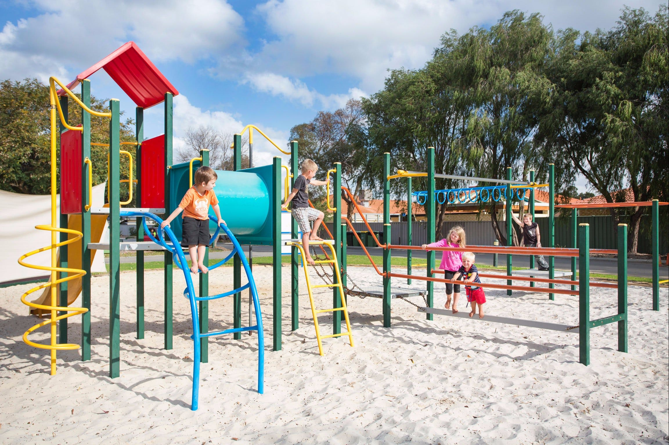 Discovery Parks - Perth Airport - Accommodation Whitsundays