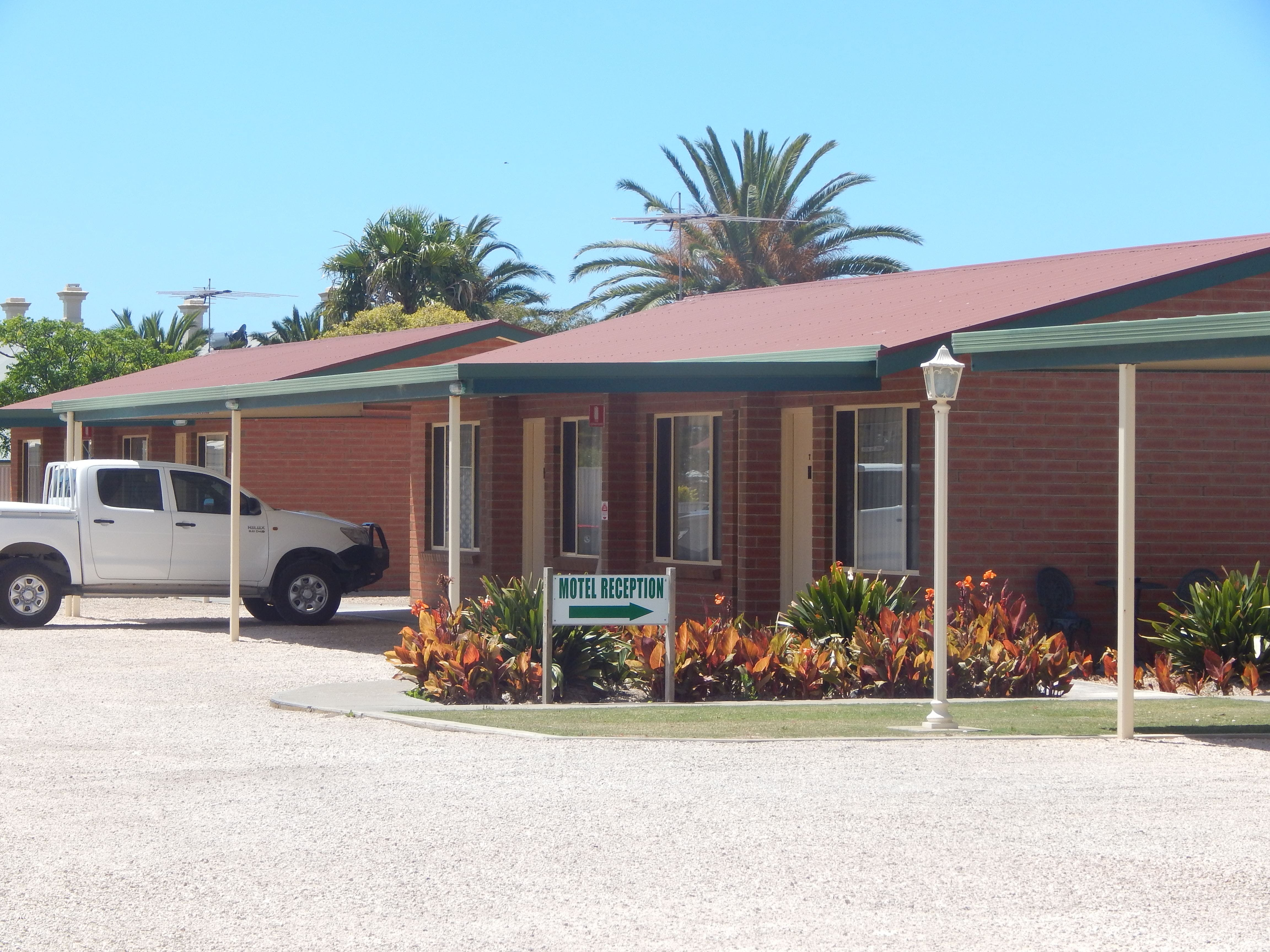 Edithburgh Seaside Motel - Accommodation Whitsundays