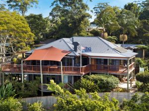 Tamborine Mountain Bed and Breakfast - Accommodation Whitsundays