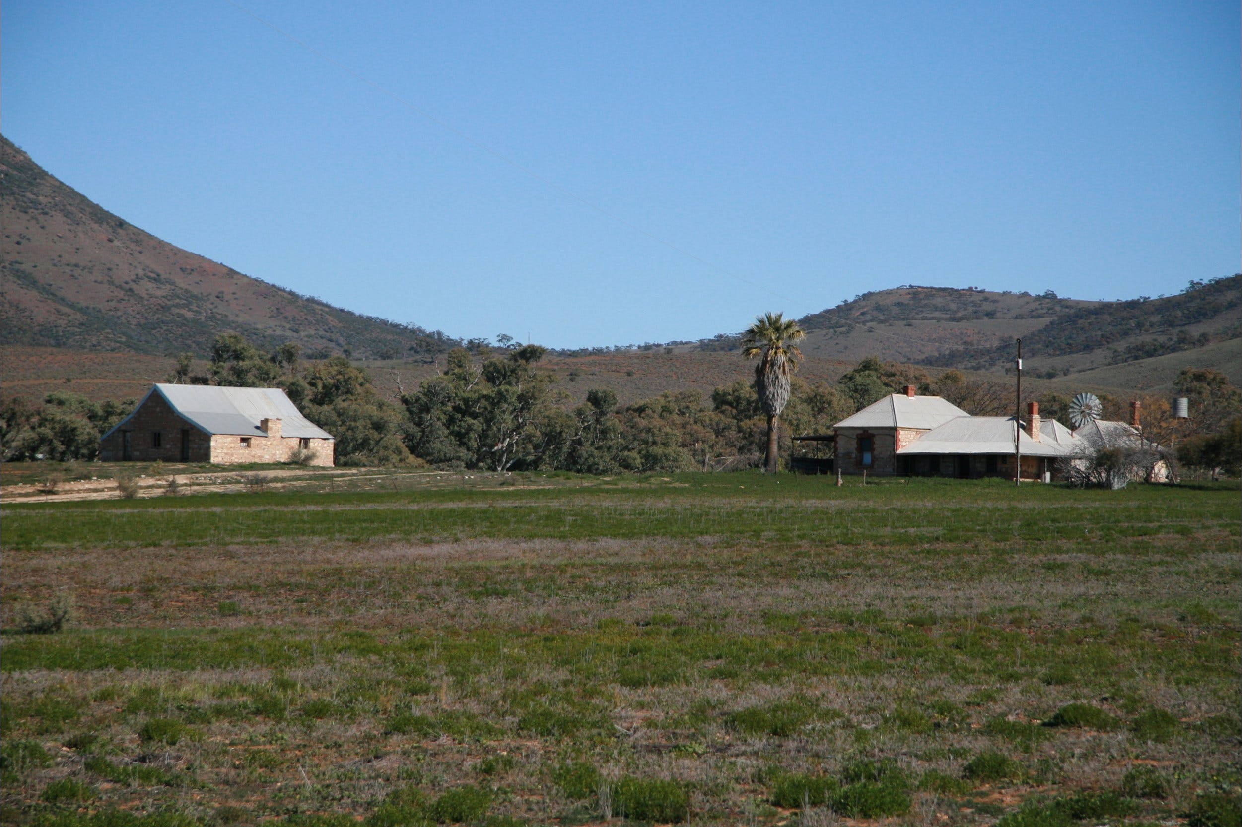 The Dutchman's Stern Homestead - Accommodation Whitsundays
