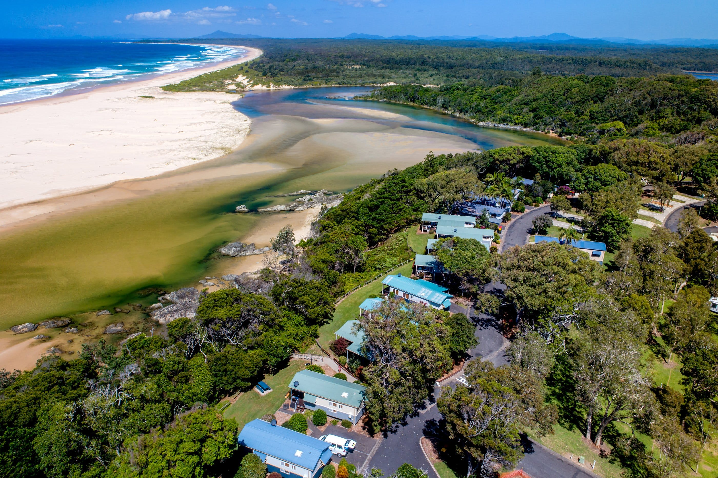 BIG4 Sawtell Beach Holiday Park - Accommodation Whitsundays