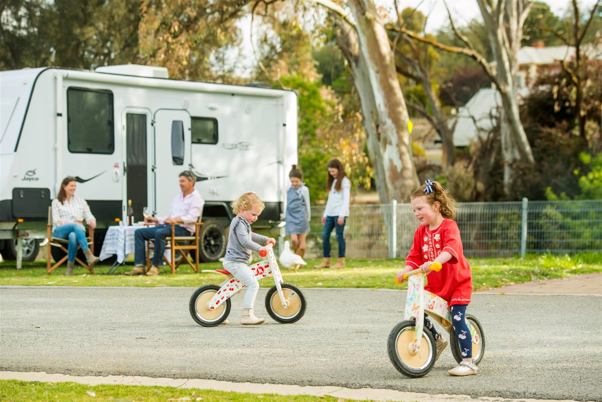 Burra Caravan and Camping Park - Accommodation Whitsundays