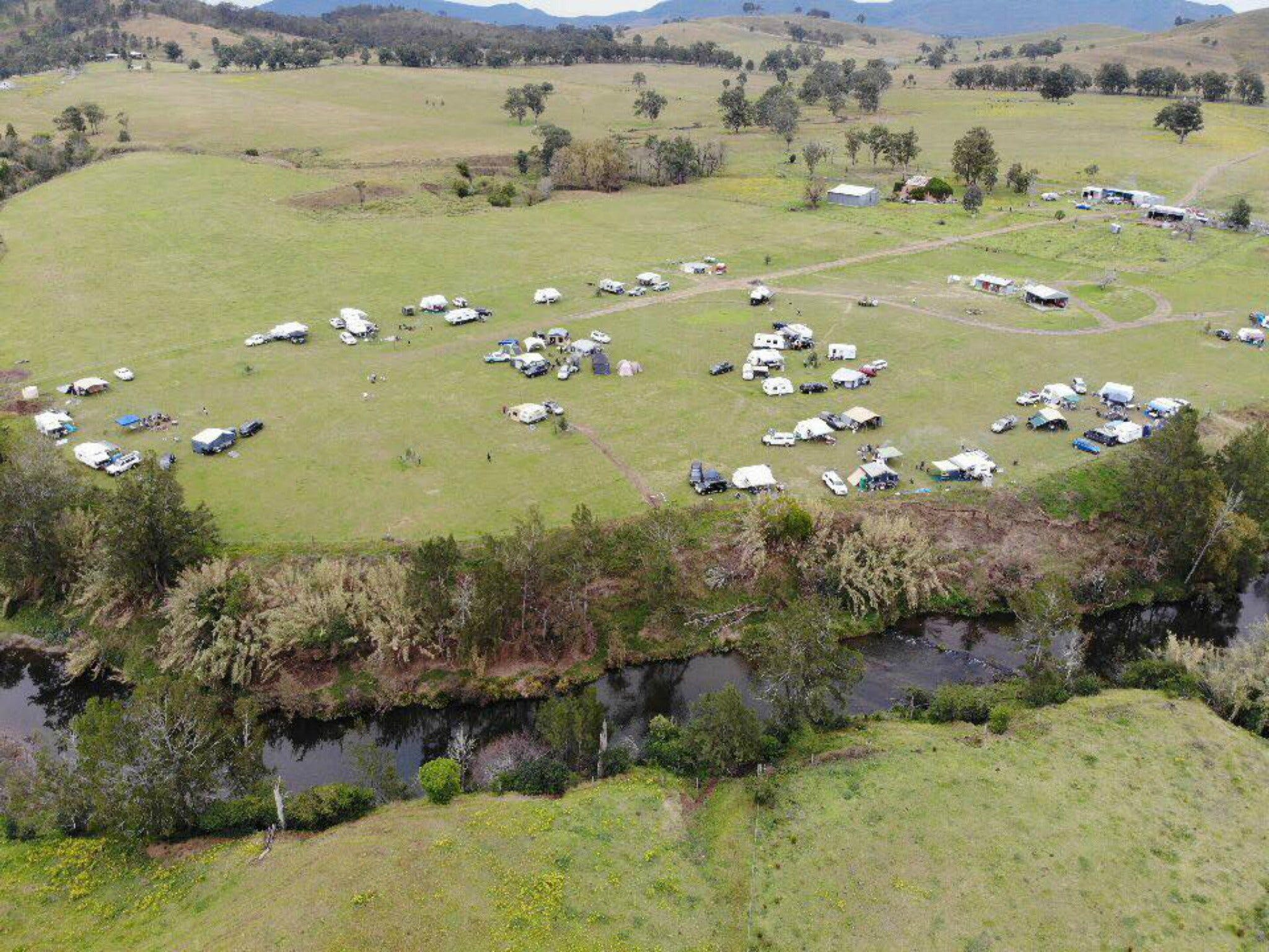 Camp on Allyn - Accommodation Whitsundays