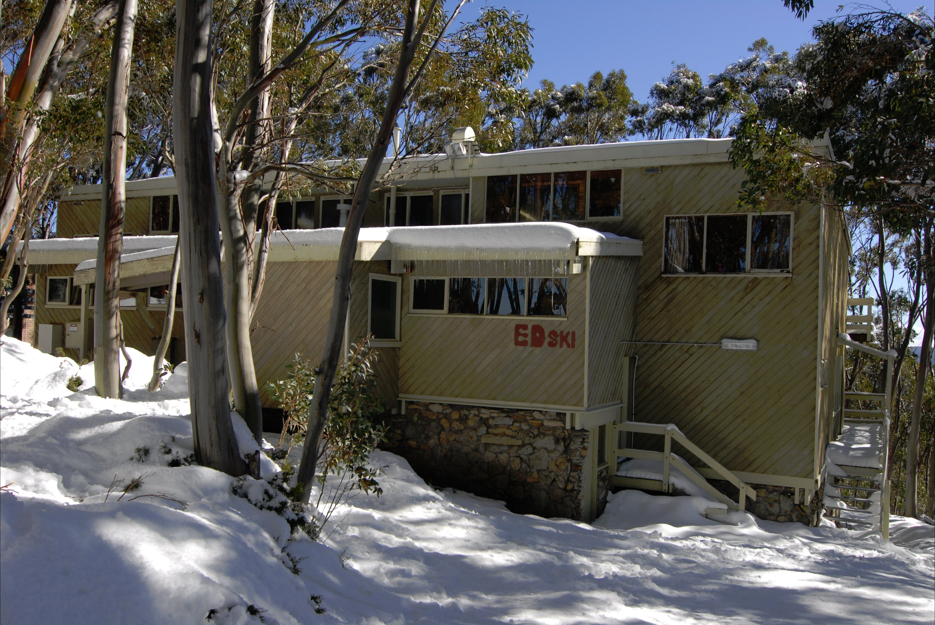 Edski Lodge - Accommodation Whitsundays