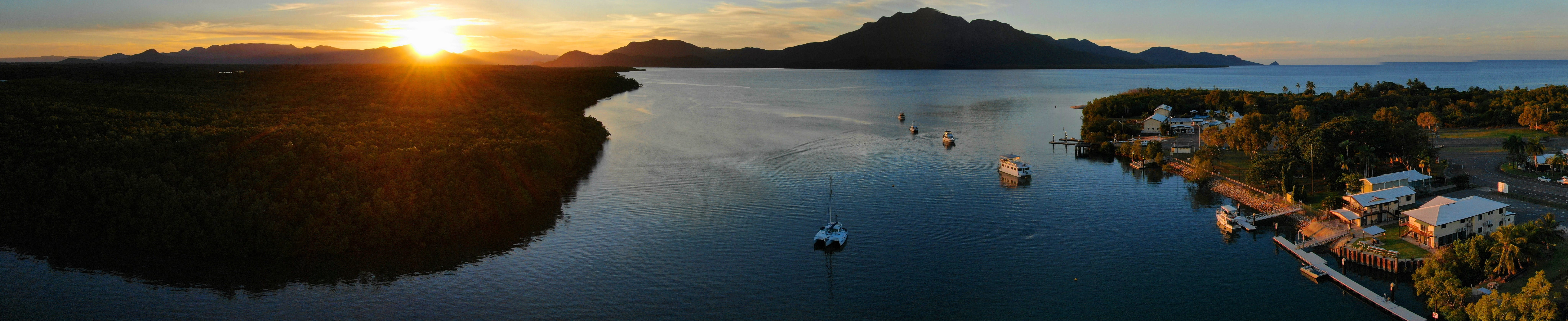 Hinchinbrook Marine Cove Resort - Accommodation Whitsundays
