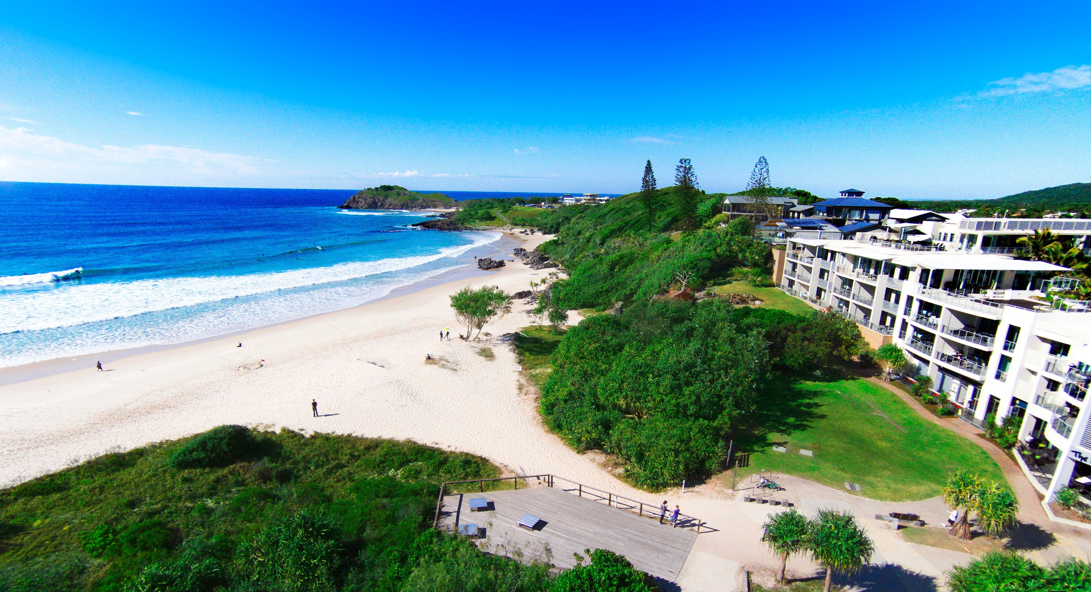 The Beach Cabarita - Accommodation Whitsundays