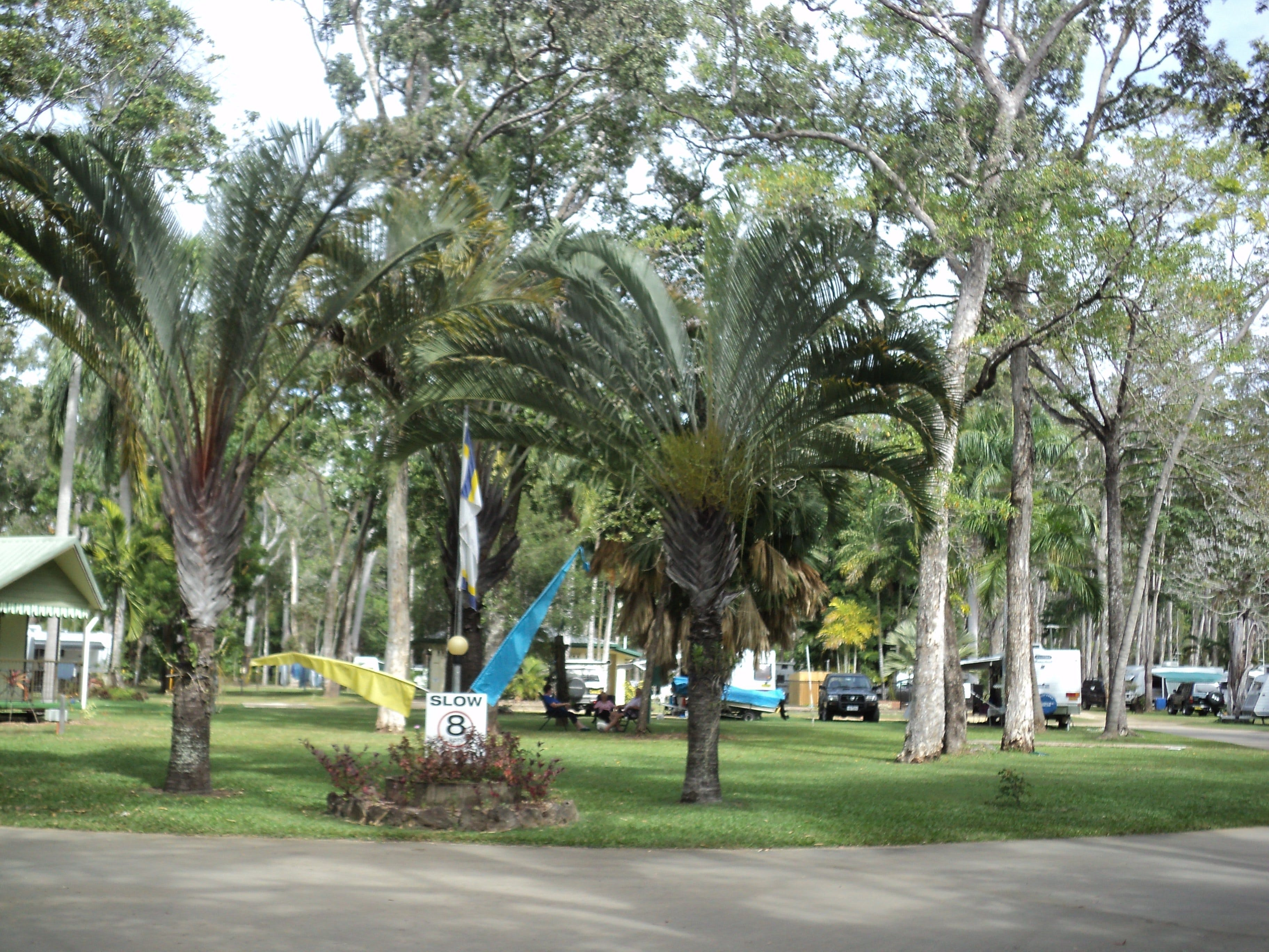 Travellers Rest Caravan and Camping Park - Accommodation Whitsundays
