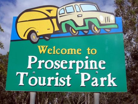 Proserpine Tourist Park - Accommodation Whitsundays