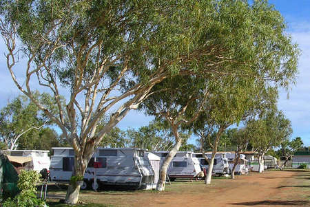 Coral Coast Tourist Park - Accommodation Whitsundays