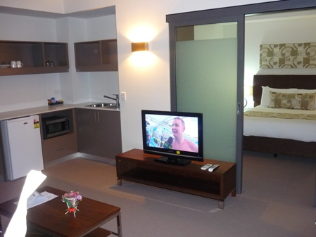 Bannister Suites Fremantle - Accommodation Whitsundays