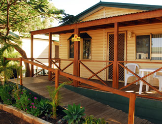 Wintersun Caravan  Tourist Park - Accommodation Whitsundays