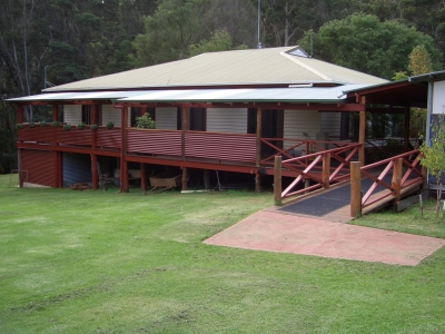 Pemberton Camp School - Accommodation Whitsundays