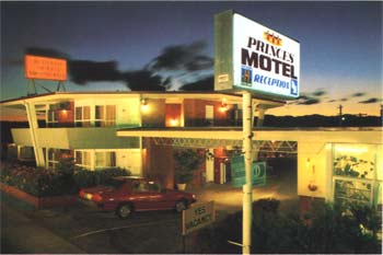 Princes Motel - Accommodation Whitsundays