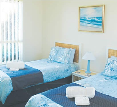 Captains Quarters - Accommodation Whitsundays