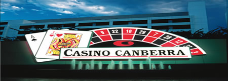 Casino Canberra - Accommodation Whitsundays