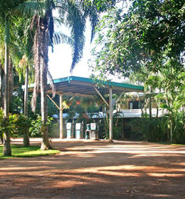 Endeavour Falls Tourist Park - Accommodation Whitsundays