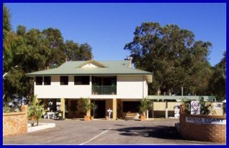 Batavia Coast Caravan Park - Accommodation Whitsundays