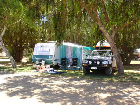 Horrocks Beach Caravan Park - Accommodation Whitsundays