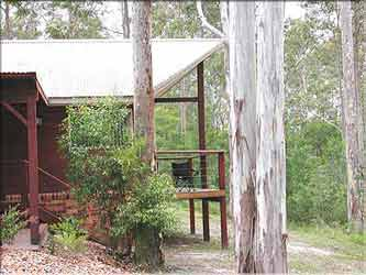 Bewong River Retreat - Accommodation Whitsundays