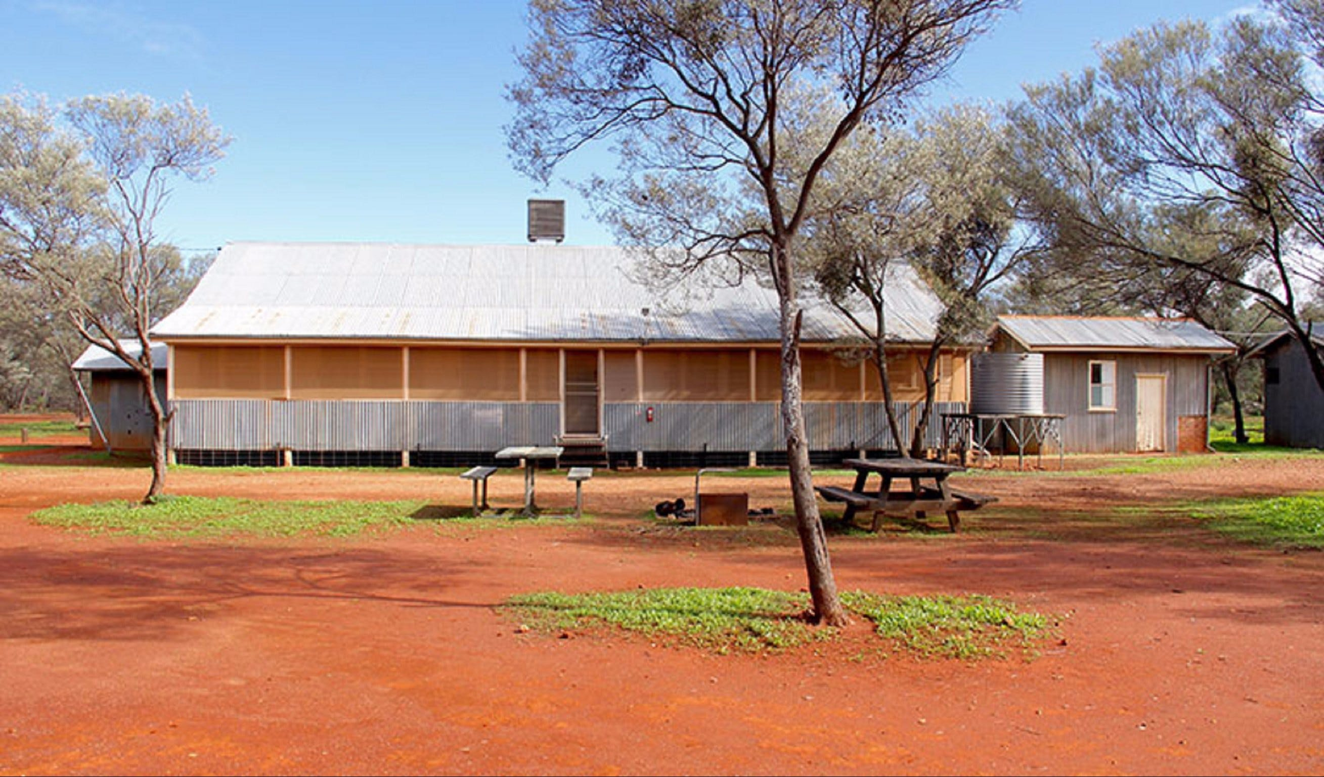 Belah Shearers Quarters - Gundabooka National Park - Accommodation Whitsundays