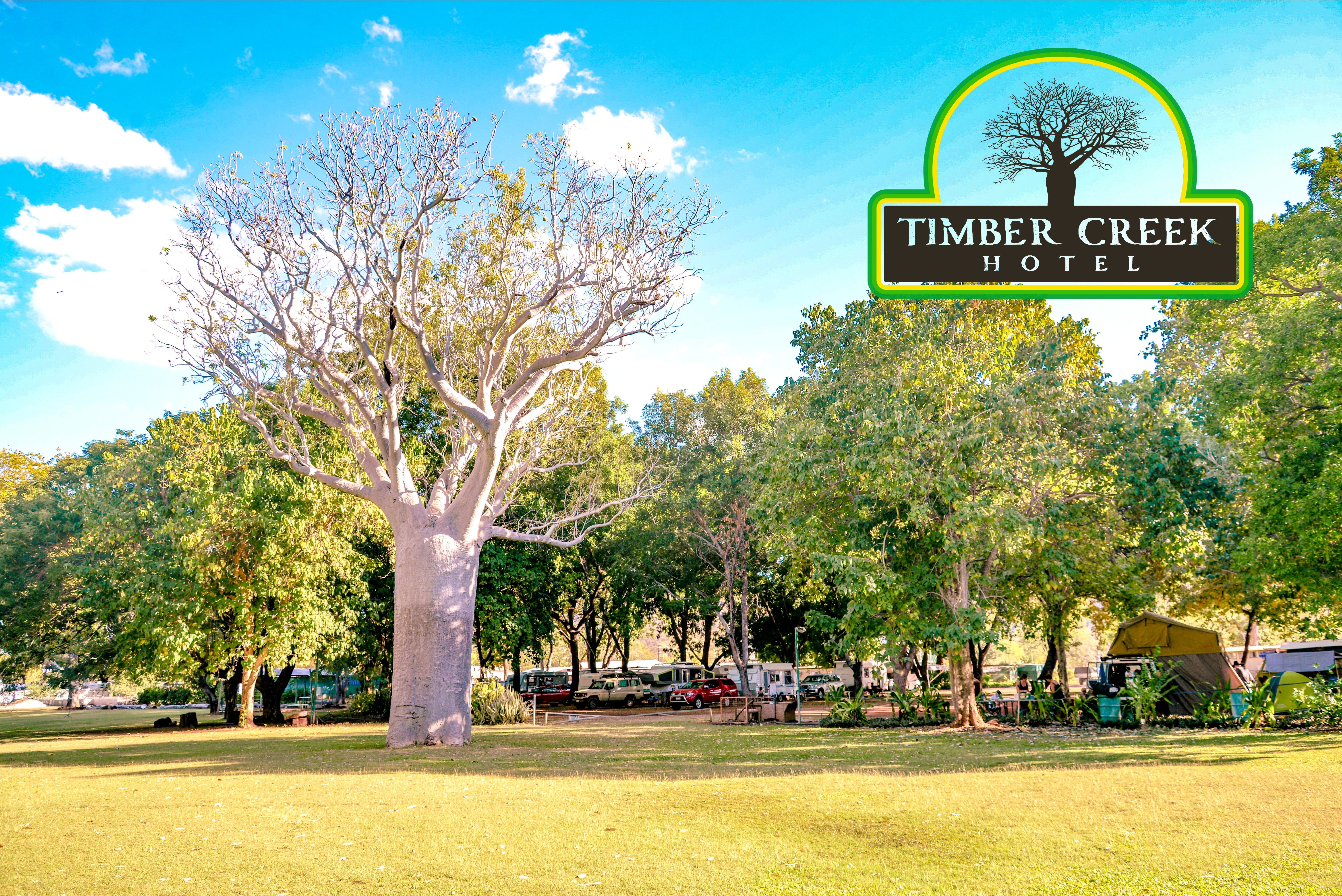 Timber Creek Hotel and Caravan Park - Accommodation Whitsundays