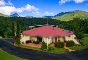 A View of Mount Warning Bed and Breakfast - Accommodation Whitsundays