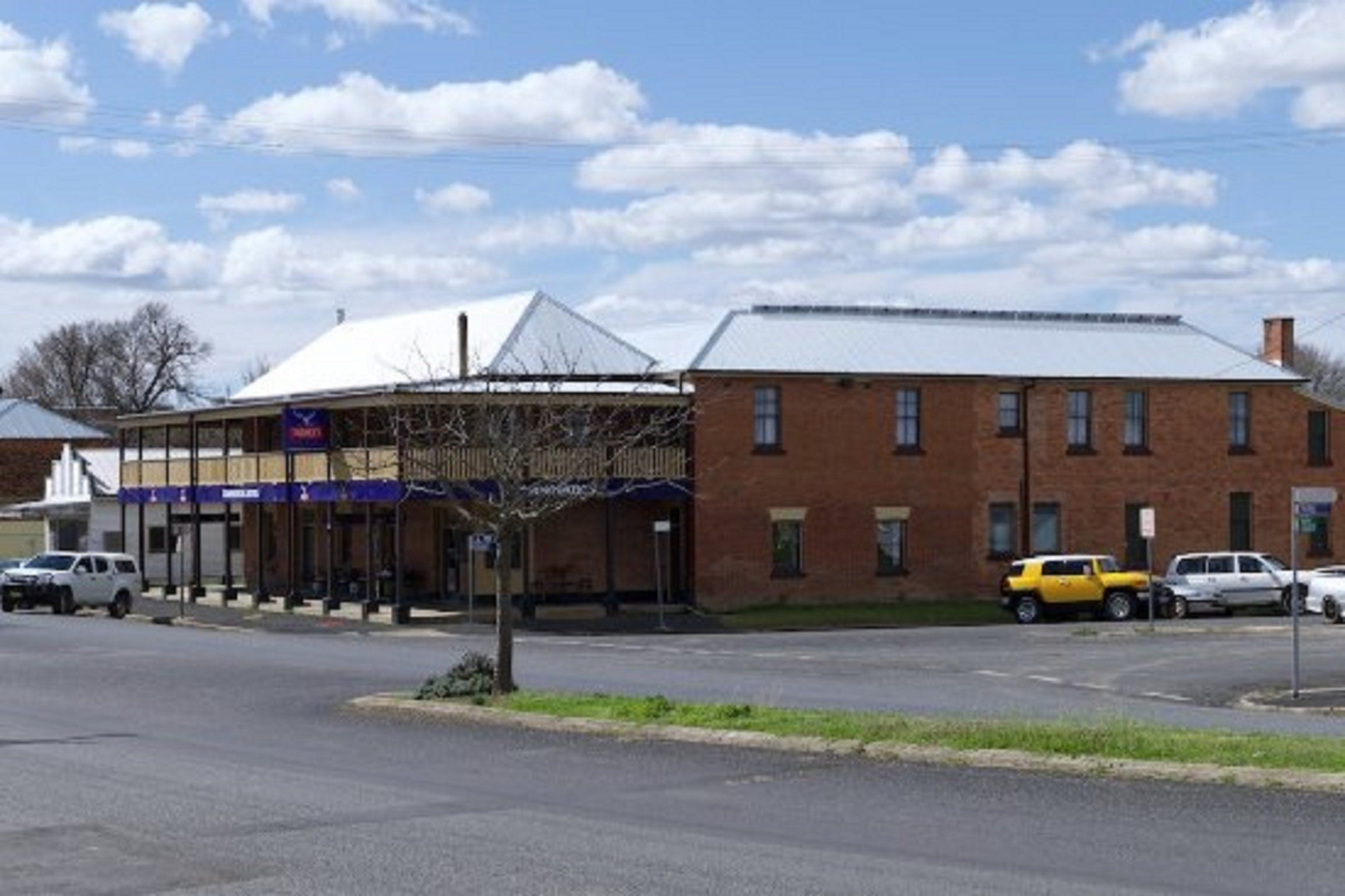 Commercial Hotel Bundarra - Accommodation Whitsundays