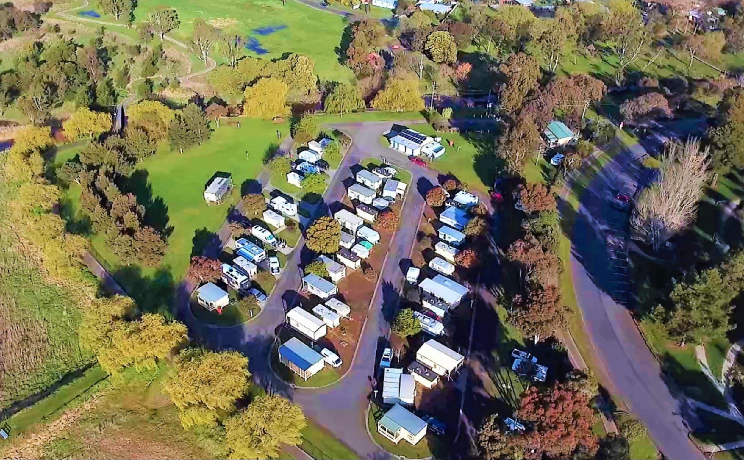 Lake Colac Caravan Park - Accommodation Whitsundays