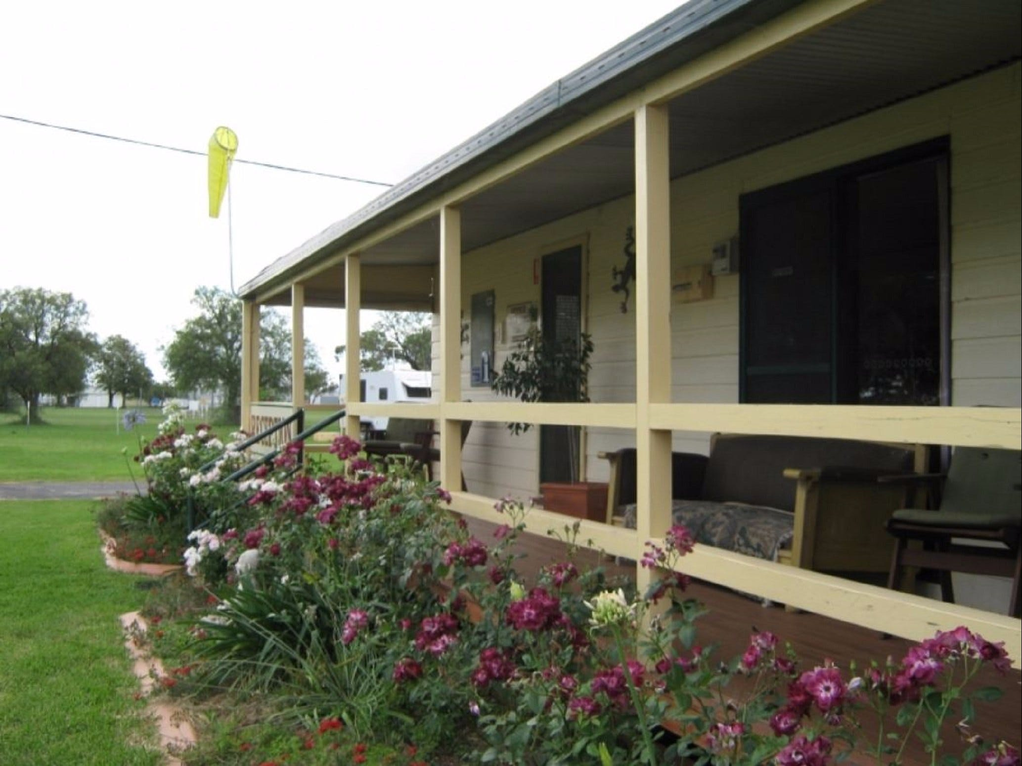 Narromine Aerodrome Tourist Park and Motel - Accommodation Whitsundays