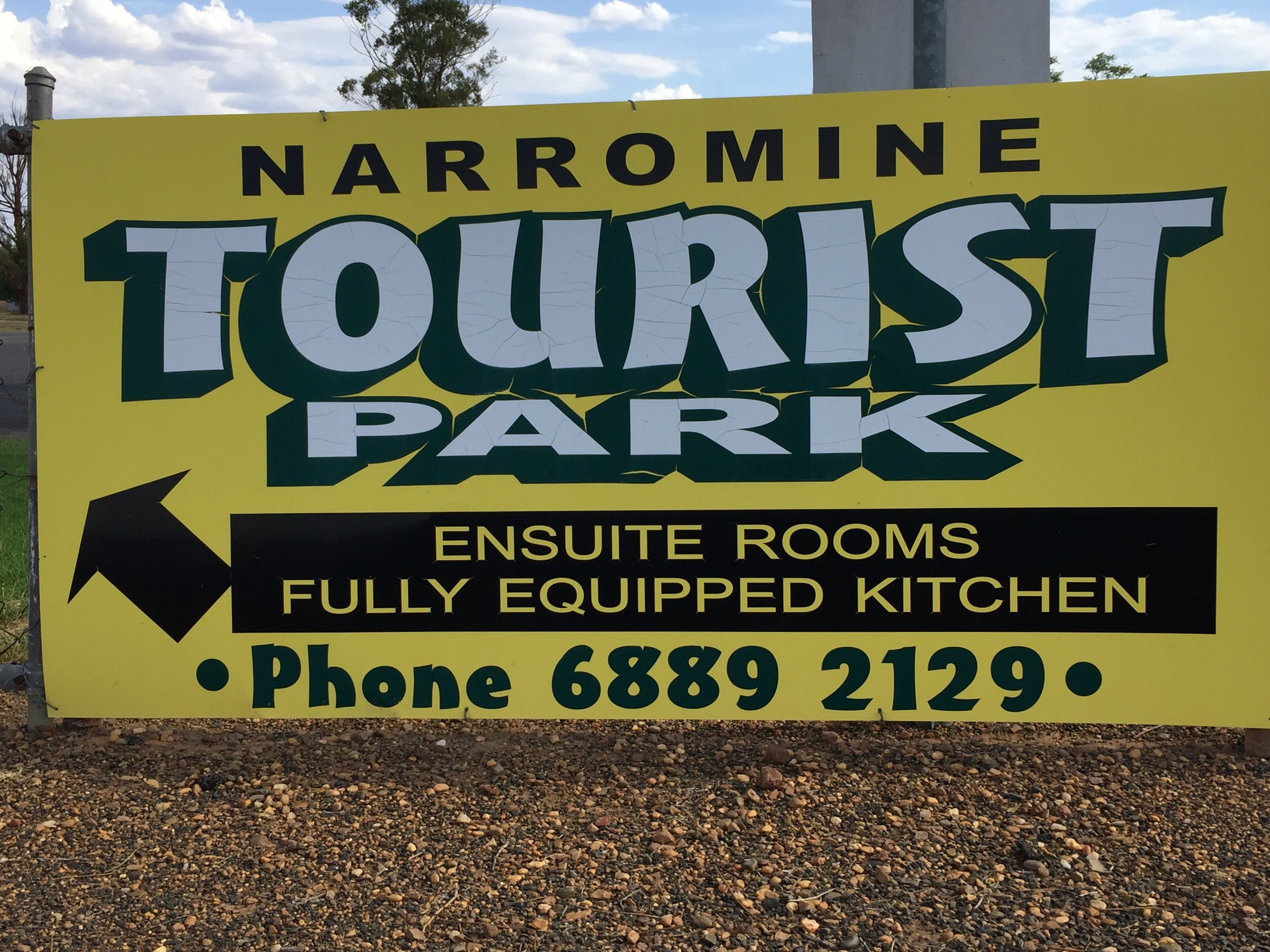 Narromine Tourist Park and Motel - Accommodation Whitsundays