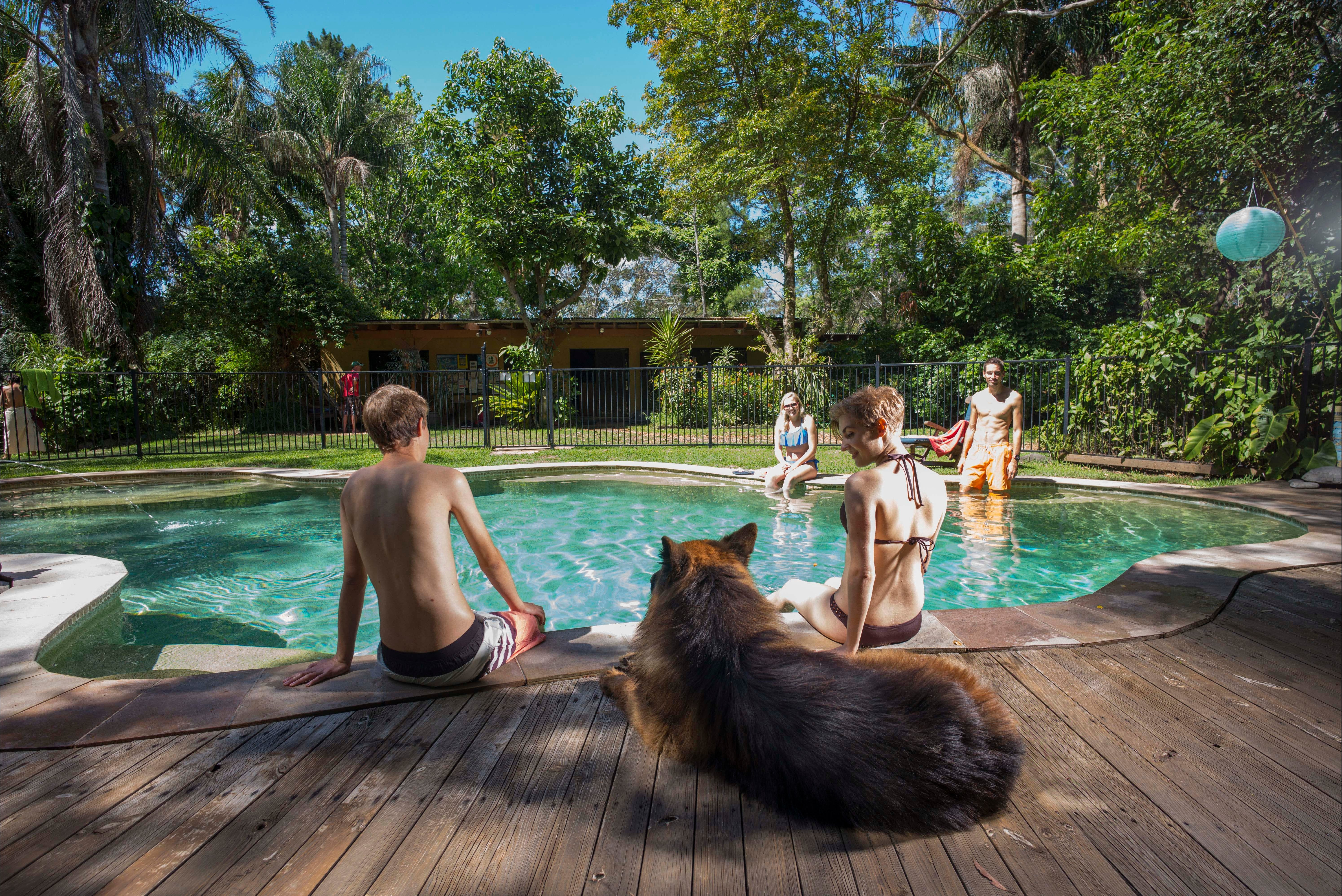 Samurai Beach Bungalows Port Stephens YHA - Accommodation Whitsundays