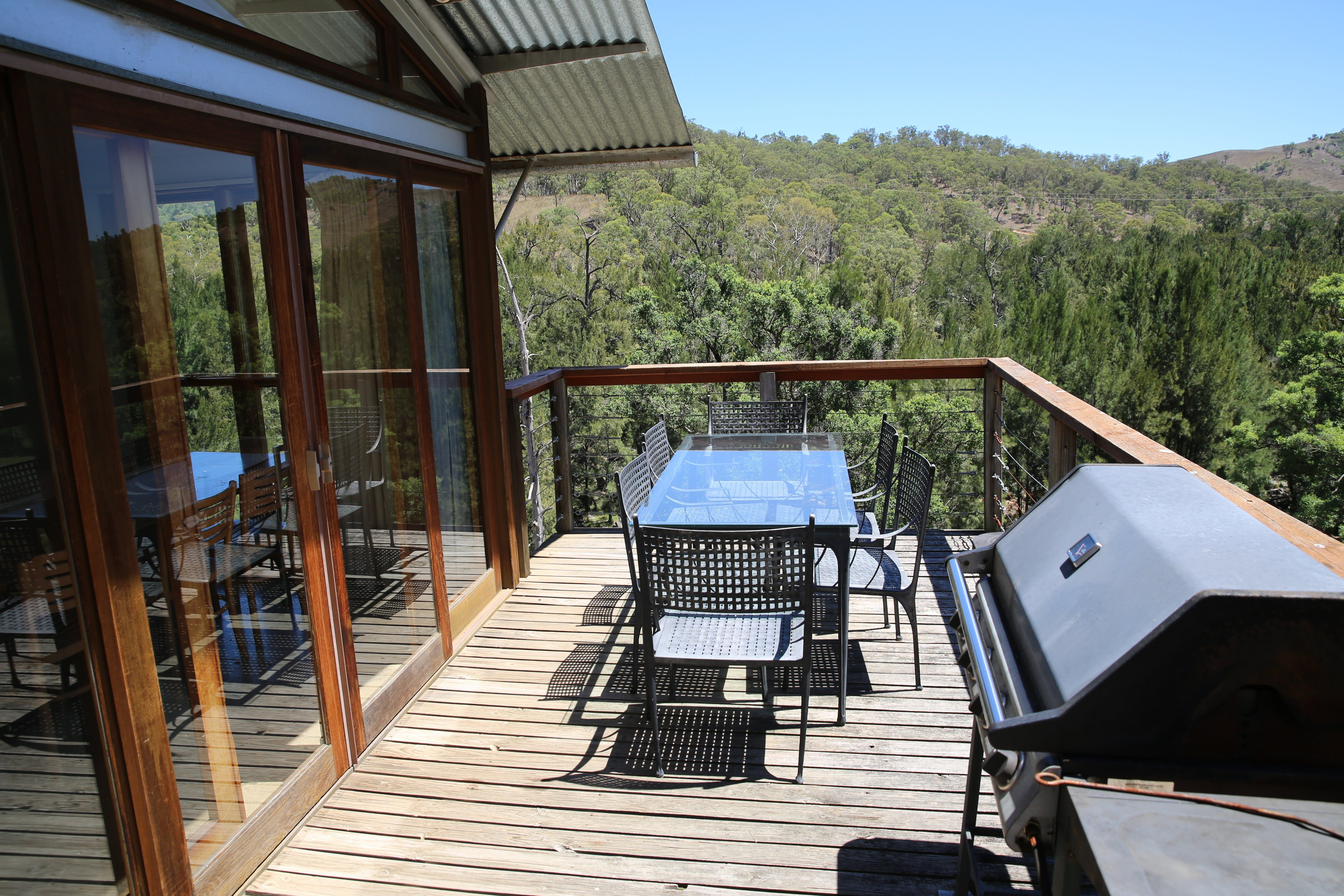 The Eco Lodge - Cox's River Rest - Accommodation Whitsundays