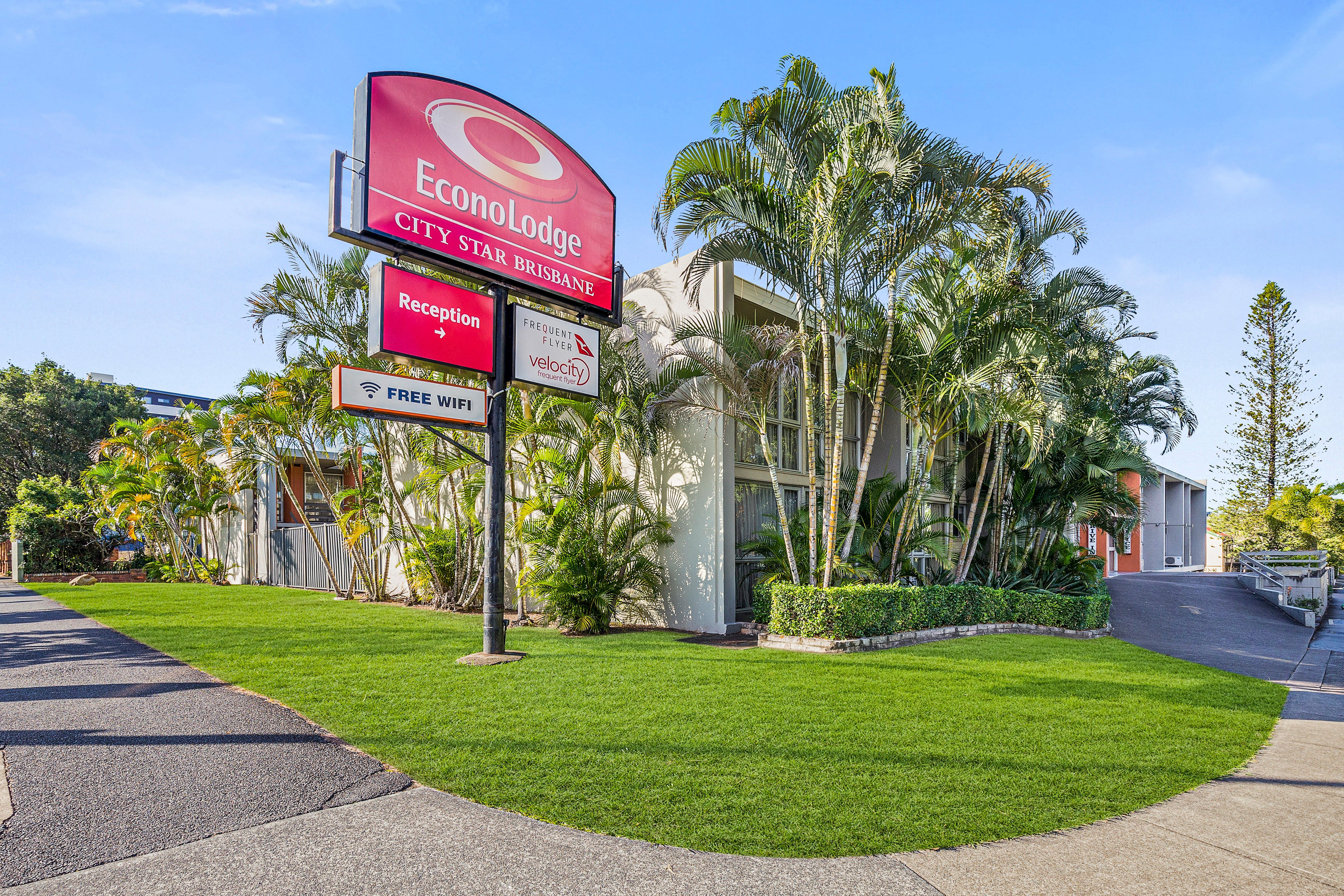 Econo Lodge City Star Brisbane - Accommodation Whitsundays
