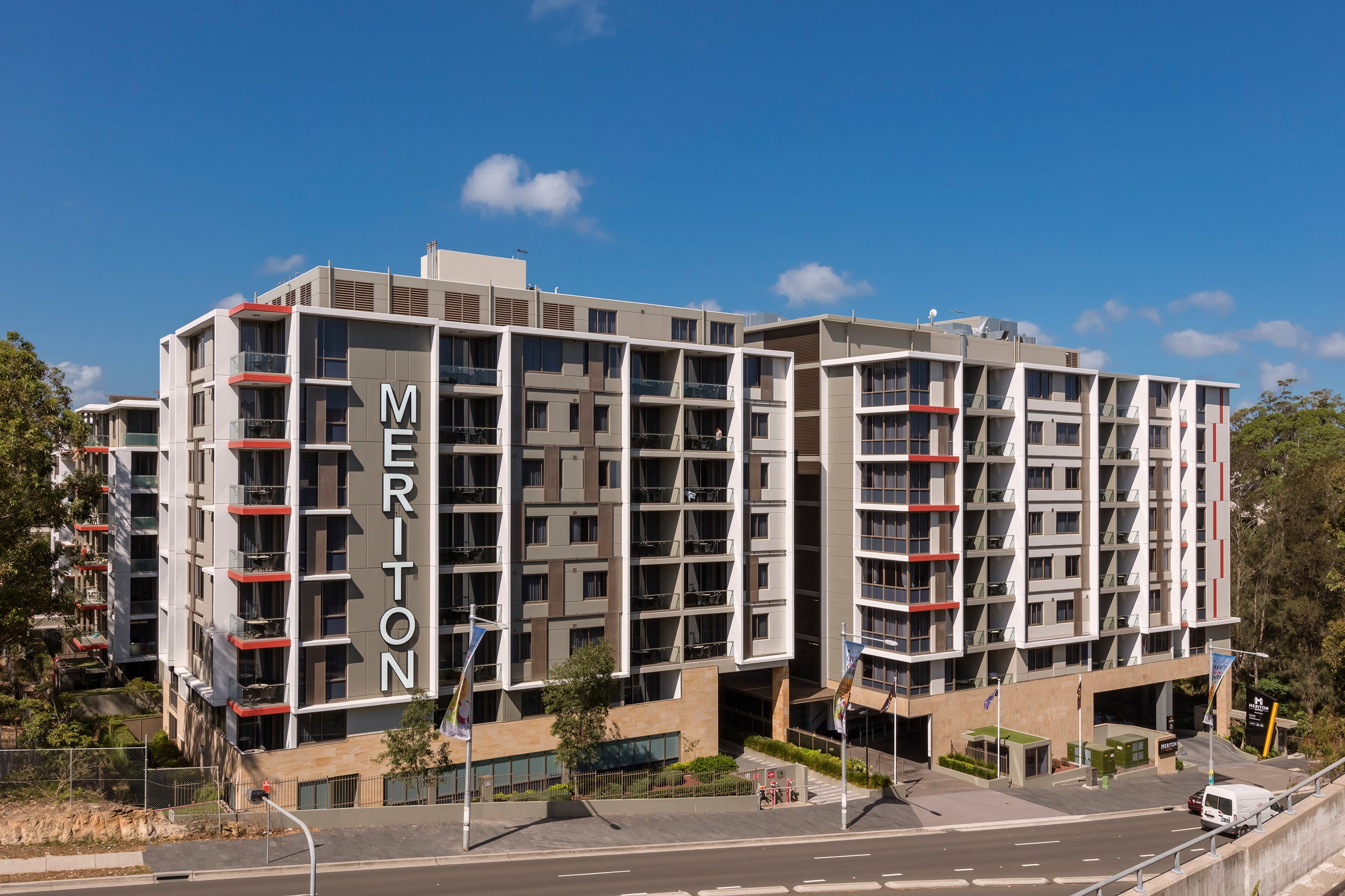 Meriton Suites North Ryde - Accommodation Whitsundays