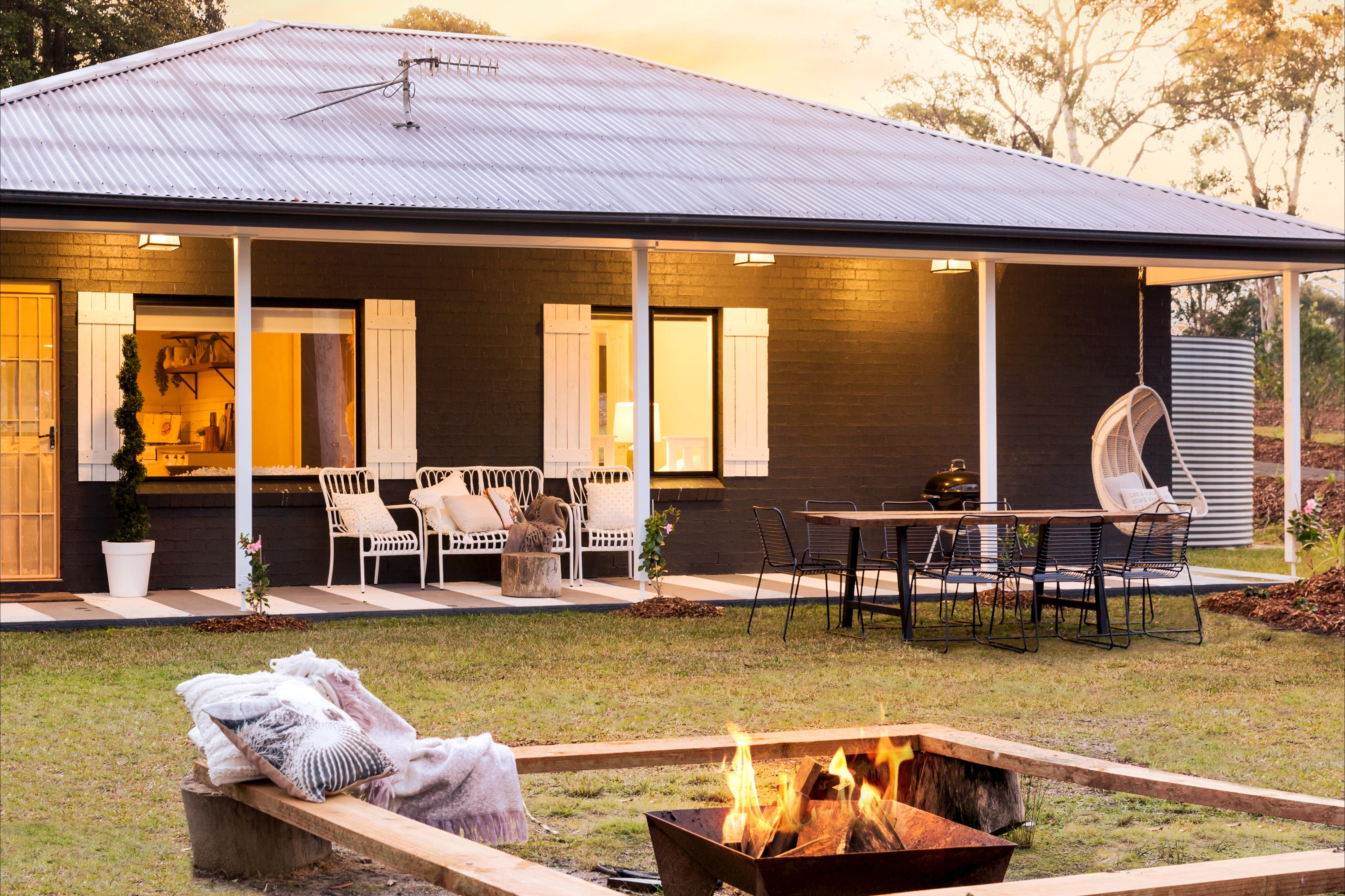 The Woods Farm - Accommodation Whitsundays