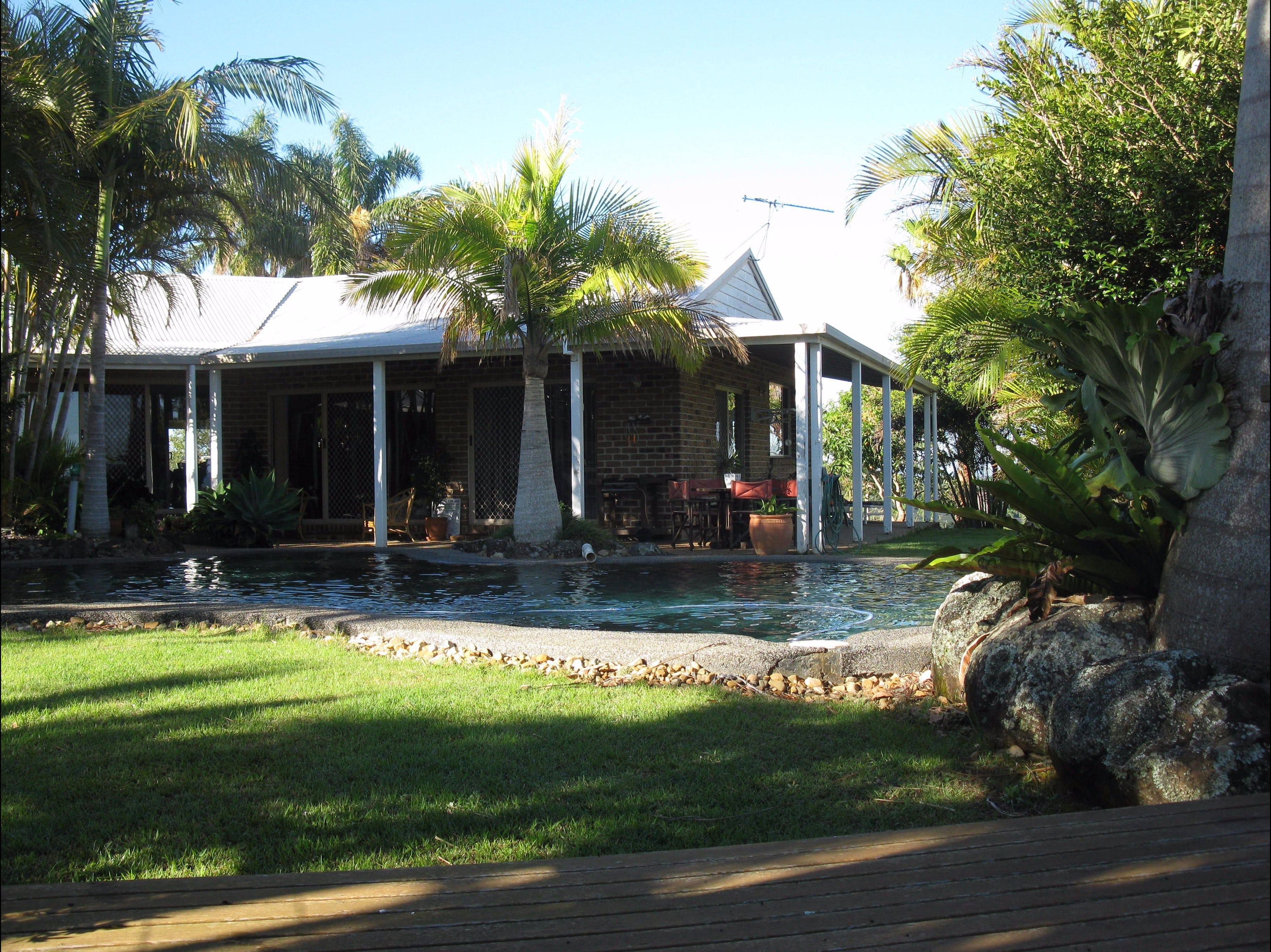 Twin Figs Country Retreat - Accommodation Whitsundays