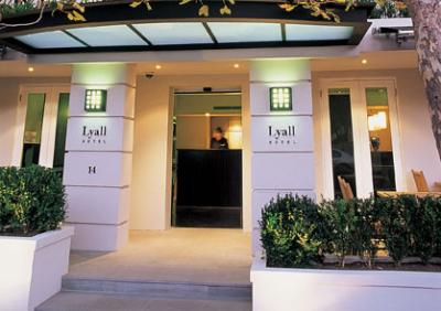 The Lyall Hotel And Spa - Accommodation Whitsundays