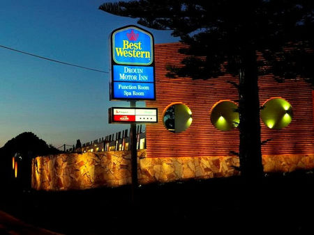 Best Western Drouin Motor Inn - Accommodation Whitsundays