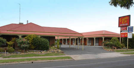 Country City Motor Inn - Accommodation Whitsundays