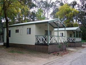 Goulburn River Tourist Park - Accommodation Whitsundays