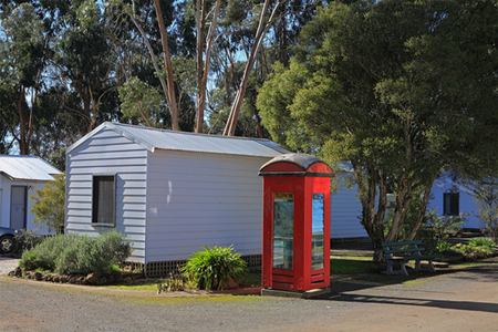 Shady Acres Caravan Park Ballarat - Accommodation Whitsundays