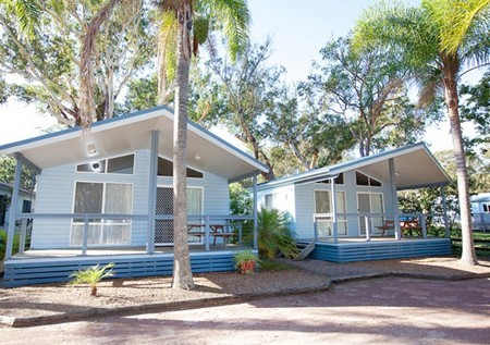 Jimmys Beach Holiday Park - Accommodation Whitsundays