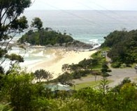Seal Rocks Holiday Park - Accommodation Whitsundays