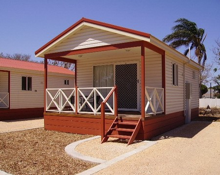 Outback Oasis Caravan Park - Accommodation Whitsundays