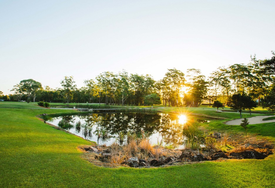 Tallwoods Golf Course and Resort - Accommodation Whitsundays