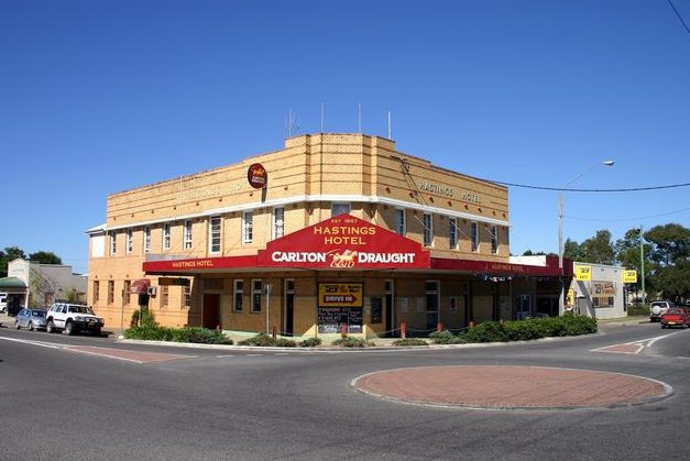 Hastings Hotel - Accommodation Whitsundays