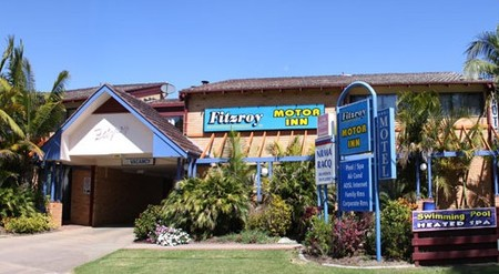 Fitzroy Motor Inn - Accommodation Whitsundays