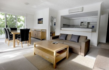 Bridgewater Terraces - Accommodation Whitsundays