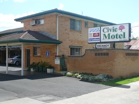 Civic Motel Grafton - Accommodation Whitsundays
